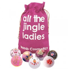 All The Jingle Ladies 7 Bath Blasters