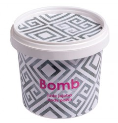 Jade Jojoba Body Polish Bomb Cosmetics
