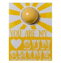 You Are My Sunshine Blaster Card