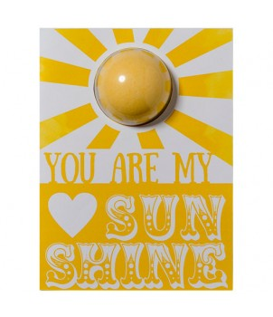 You Are My Sunshine Blaster Card Bomb Cosmetics You Are My