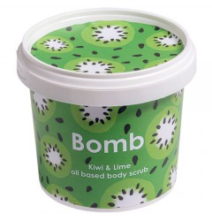 Kiwi & Lime Body Scrub Bomb Cosmetics