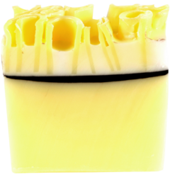 Lemon Meringue Sliced Soap