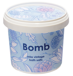 Miss Vintage Bath Salts Bomb Cosmetics
