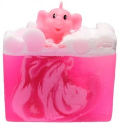 Pink Elephants & Lemonade Soap