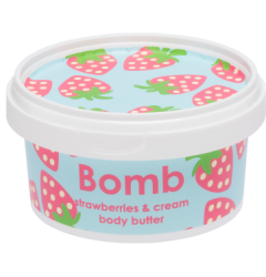 Strawberry & Cream Body Butter