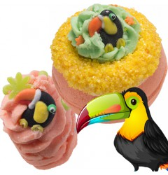Toucan tango Bath Blaster & Tropic Wonder Bath Mallow Set