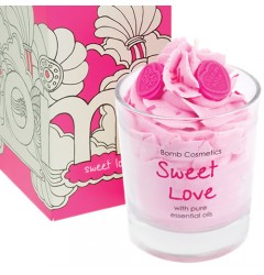 Sweet Love Whipped Candle