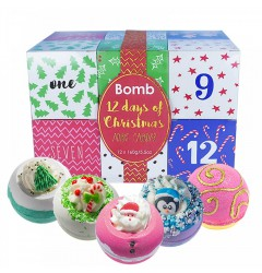12 Days of Christmas Advent Calender Bomb Cosmetics