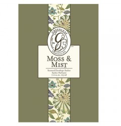 Moss & Mist Geurzakje Greenleaf