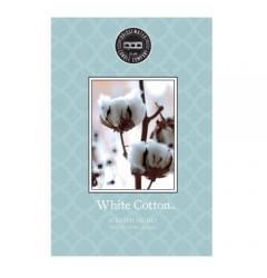 White Cotton Geurzakje Bridgewater