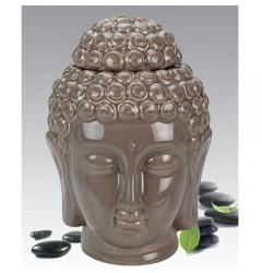 Buddha Wax Brander Grijs