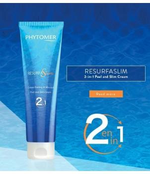 ResurfaSlim Crème Peeling Et Minceur 2-en-1