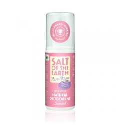 Salt Of The Earth Lavender And Vanilla deodorant Spray