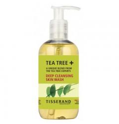 Tea Tree Deep Cleansing  Skin Wash