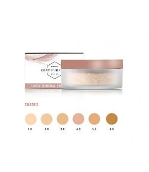 Loose Mineral Foundation 6.0