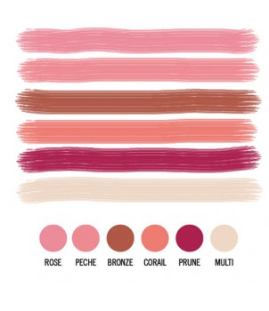 Loose Mineral Blush Prune