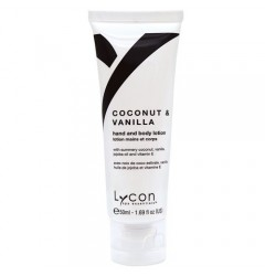 Coconut & Vanilla Hand & Body Lotion Tube