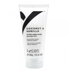 Coconut & Vanille Sugar Scrub Tube Lycon