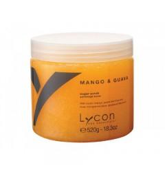 Mango & Guava Sugar Scrub Lycon