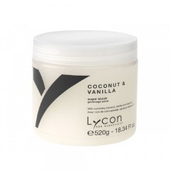 Coconut & Vanille Sugar Scrub Lycon