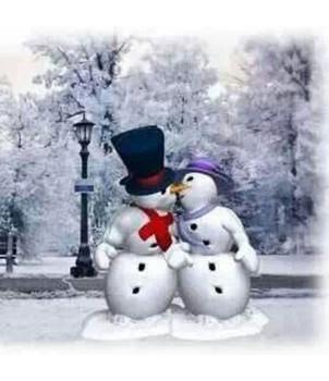 Snow Kissed Waxmelt