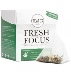 Fresh Focus Teatox Tea Bags