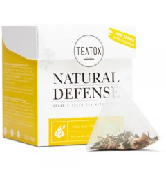 Natural Defense Teatox Tea Bags